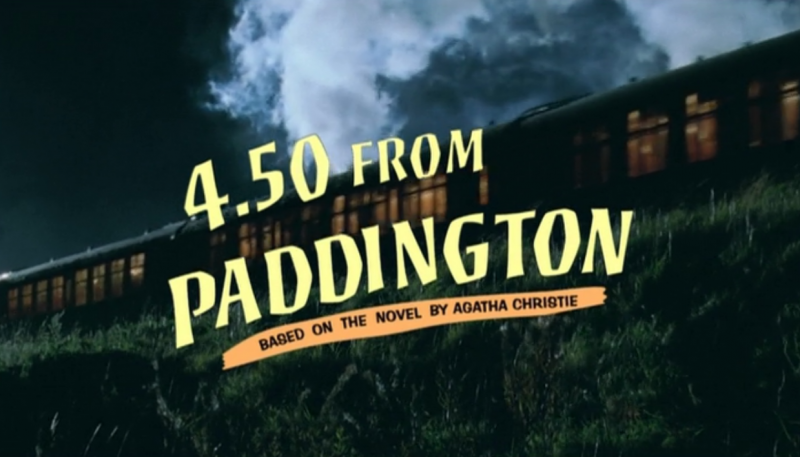 Marple | 450 From Paddington