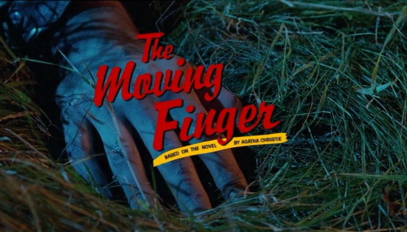 Marple | The Moving Finger