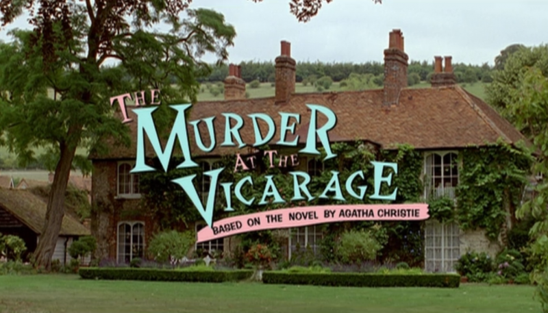 Marple | Murder At The Vicarage