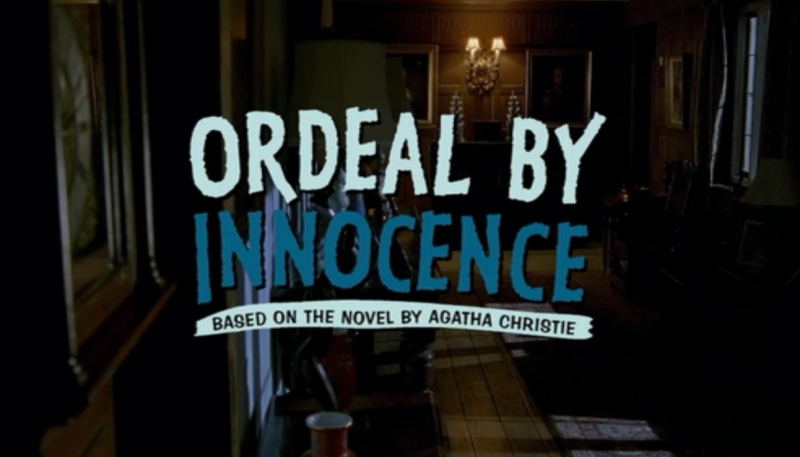 Marple | Ordeal By Innocence