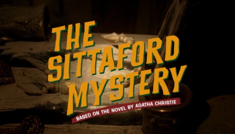 Marple | The Sittaford Mystery