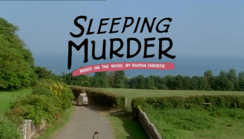Marple | Sleeping Murder