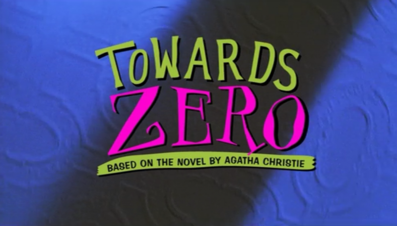 Marple | Towards Zero