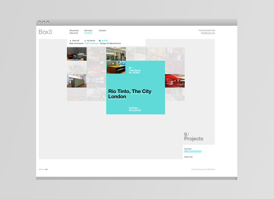 Darren Firth | Box3 Website